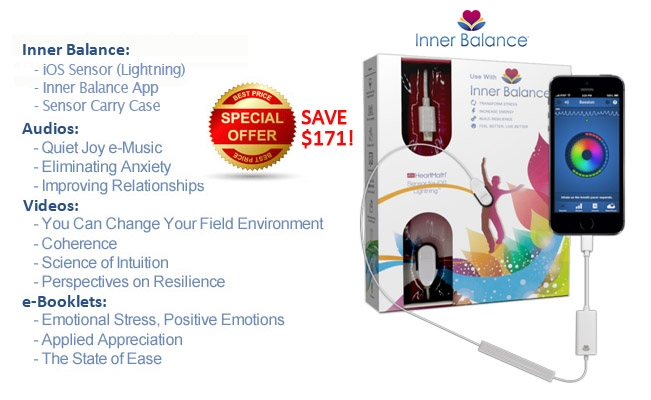 Inner Balance Special Bundle