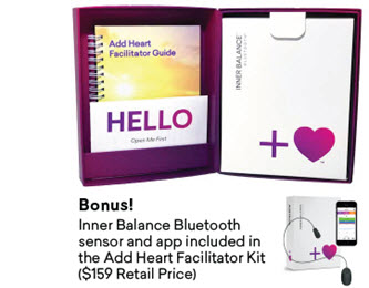 Add Heart Facilitator