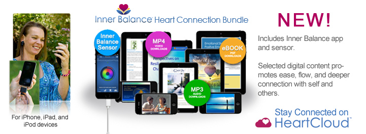 Inner Balance Heart Connections Bundle